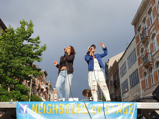NEIGHBOURS ON STAGE