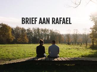 BRIEF AAN RAFAEL