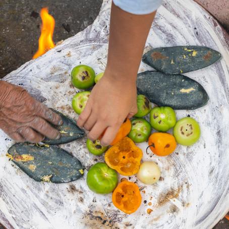 Nuestra experiencia mostrando la cultura del picante al turismo extranjero