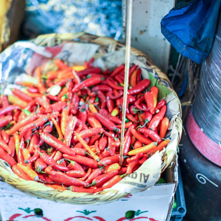 ¿por qué la cultura del picante?