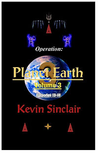 OPERATION PLANET EARTH VOLUME - 3 - AMAZ