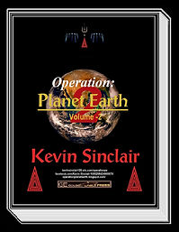 """Official Kevin Sinclair Store: """"Operation: Planet Earth Vol.2"""""""