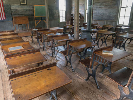 Preaching in the One-Room School House
