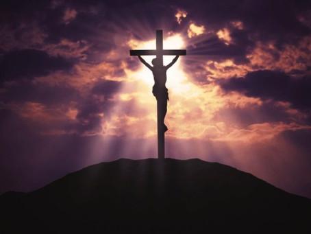 On a hill far away stood an old rugged cross...