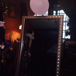 Smile for the magic mirror