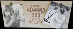 It was always you sign