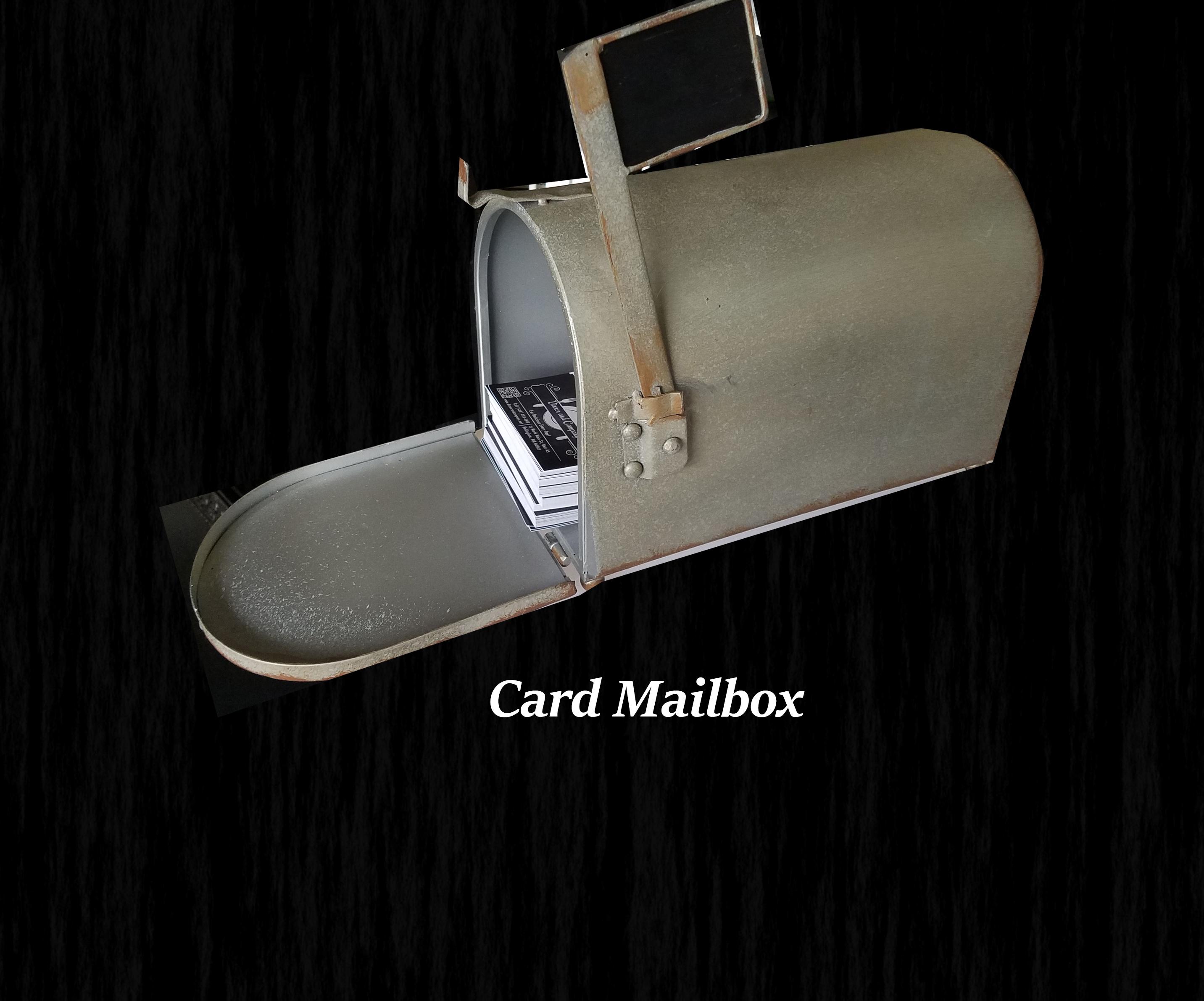 Mailbox Card Box