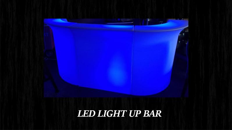 LED Light Up Bar