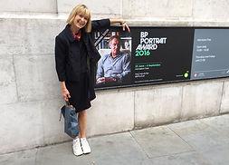 National Portrait Gallery BP Portrait Award 2016