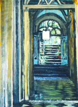 Doorway, Florence