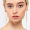 Thumbnail: pearl chain drop dangle earrings
