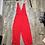 Thumbnail: Red Tie Jumpsuit