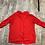 Thumbnail: Red Button Down Blouse