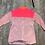 Thumbnail: Pink Color Block Windbreaker