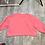 Thumbnail: Pink Cropped Sweatshirt