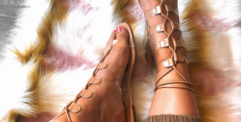 the megara sandal