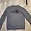 Thumbnail: Gray NorthFace Sweatshirt