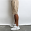 Thumbnail: TAN raw cut city shorts
