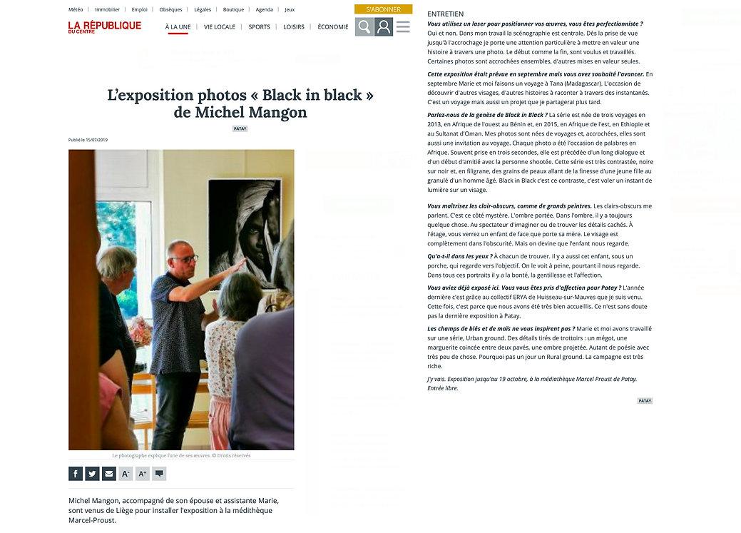 Dossier de presse Patay Black in Black.j
