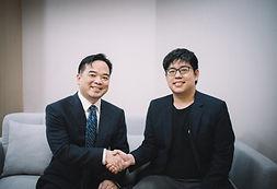 Global Head of Tech Partnership Henr y L