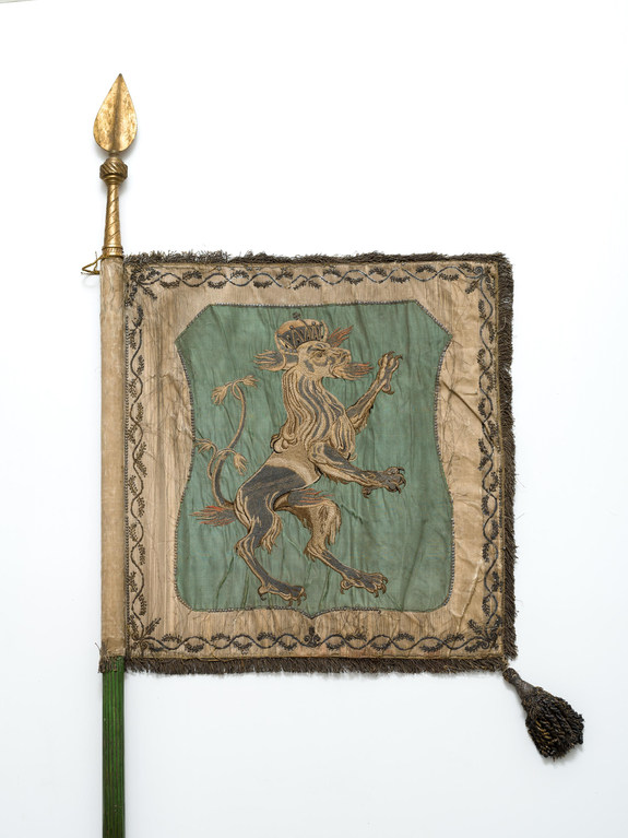 Reiterstandarte um 1719