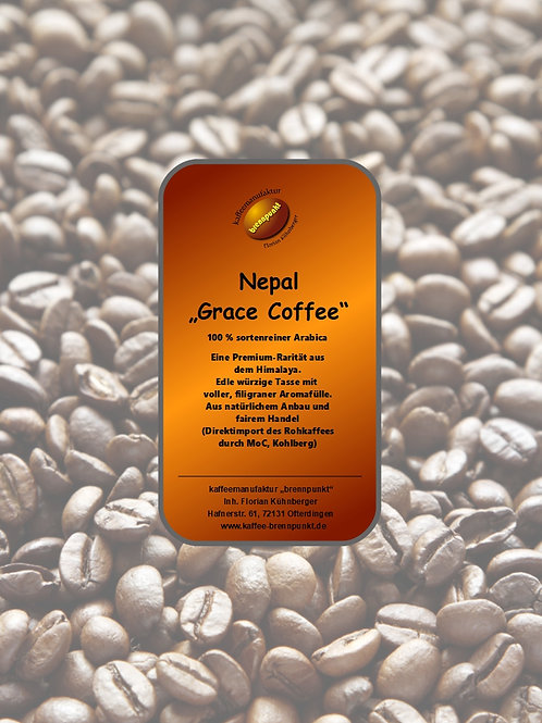 "Nepal ""Grace Coffee"" fair"