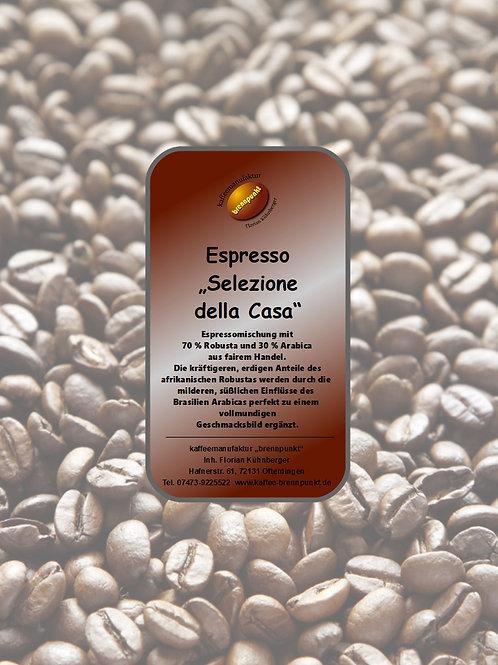 Espresso Mischung Selezione della Casa Fair
