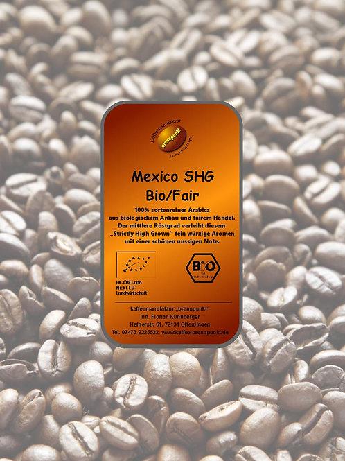 Mexico SHG Bio/Fair