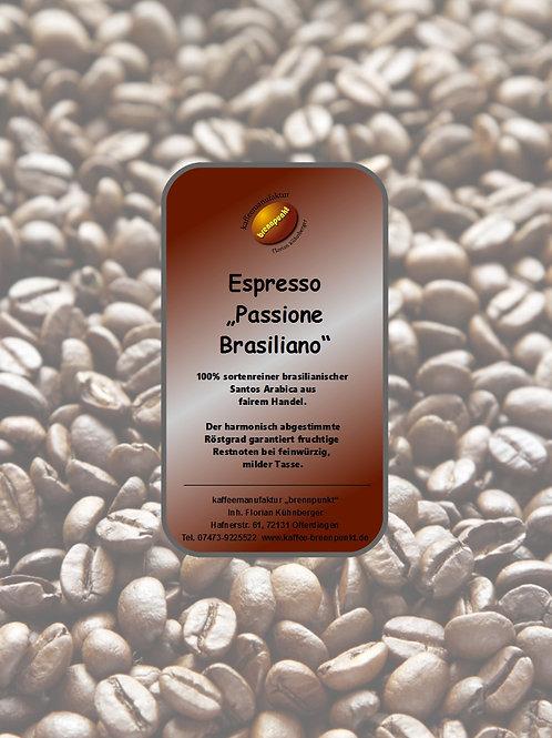 Espresso Passione Brasiliano Fair