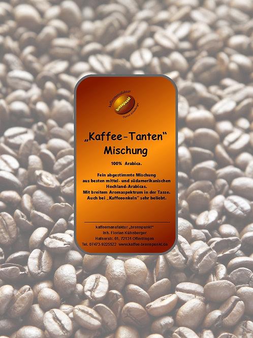 """""""Kaffee-Tanten""""-Mischung"""