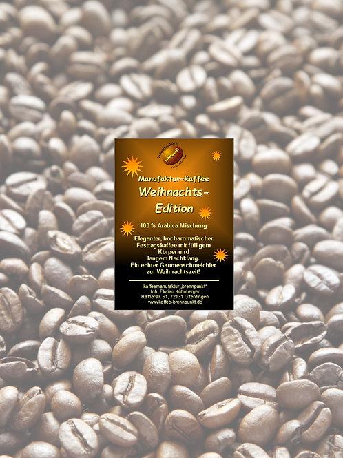 """Manufaktur-Kaffeemischung """"Weihnachts-Edition"""""""