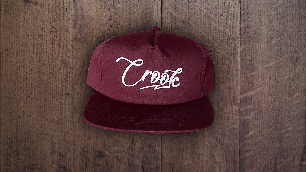 The Baseball Hat (unstructured 5 panel SnapBack)