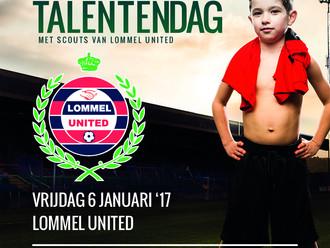 Jonge Duivels @ Lommel United