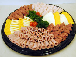 meat+cheese +tray