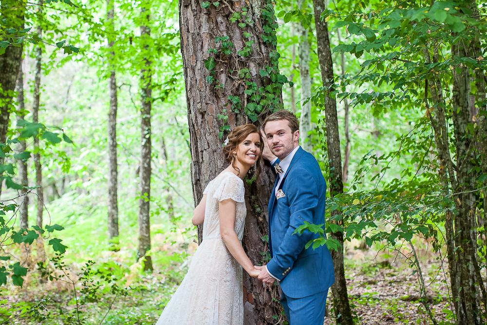 Love this blue groom suit