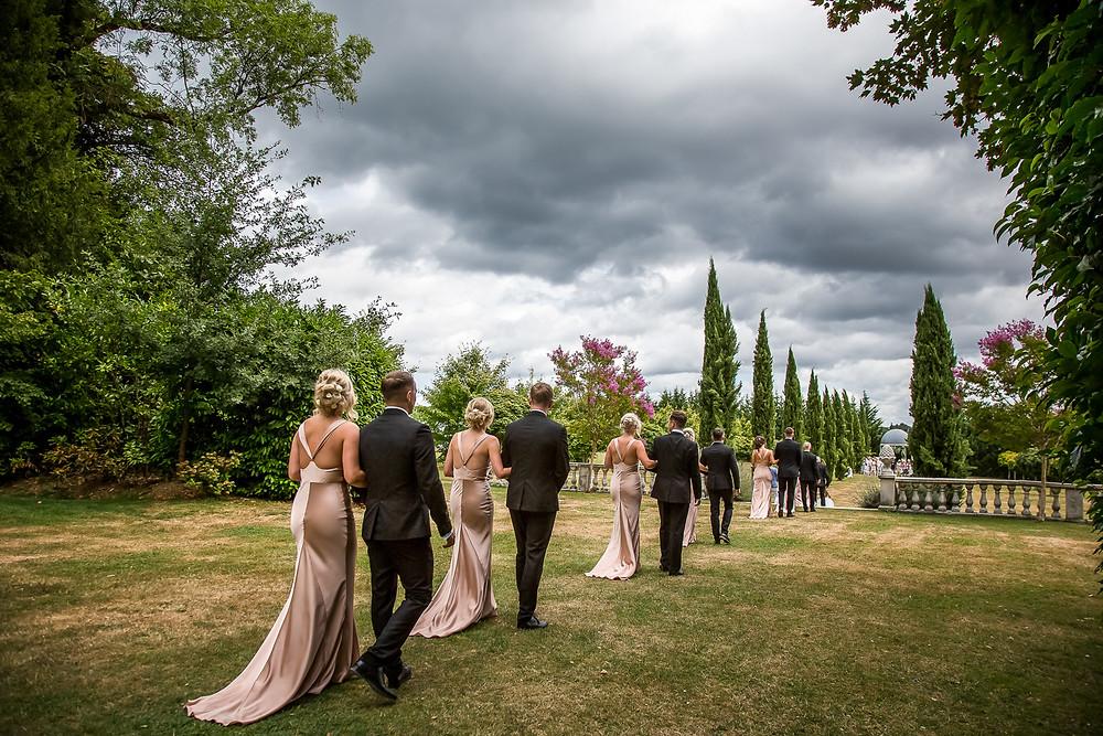 chateau la durantie wedding photographer
