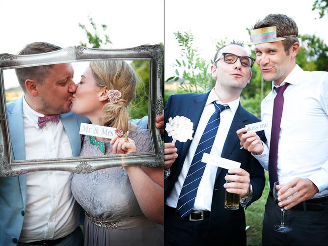 wedding photograph by weddig photographer in dordogne