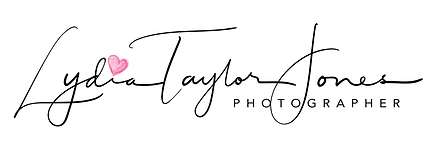 Lydia Taylor Jones photographer logo