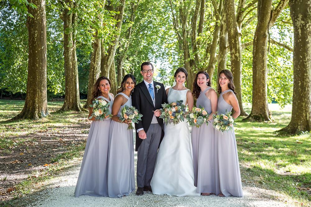 wedding at mas de montet south west france