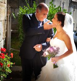 Wedding Photograph Dordogne