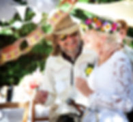 A wedding photograph by Lydia Taylor Jones in South West France