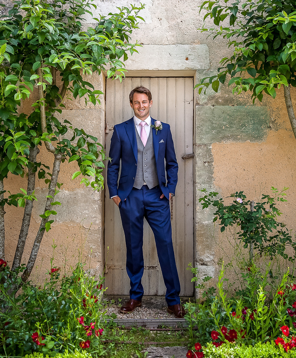 wedding photographer in south west france