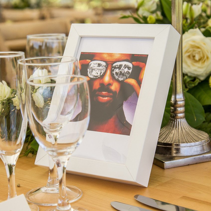 BONNE FETE wedding at home in south
