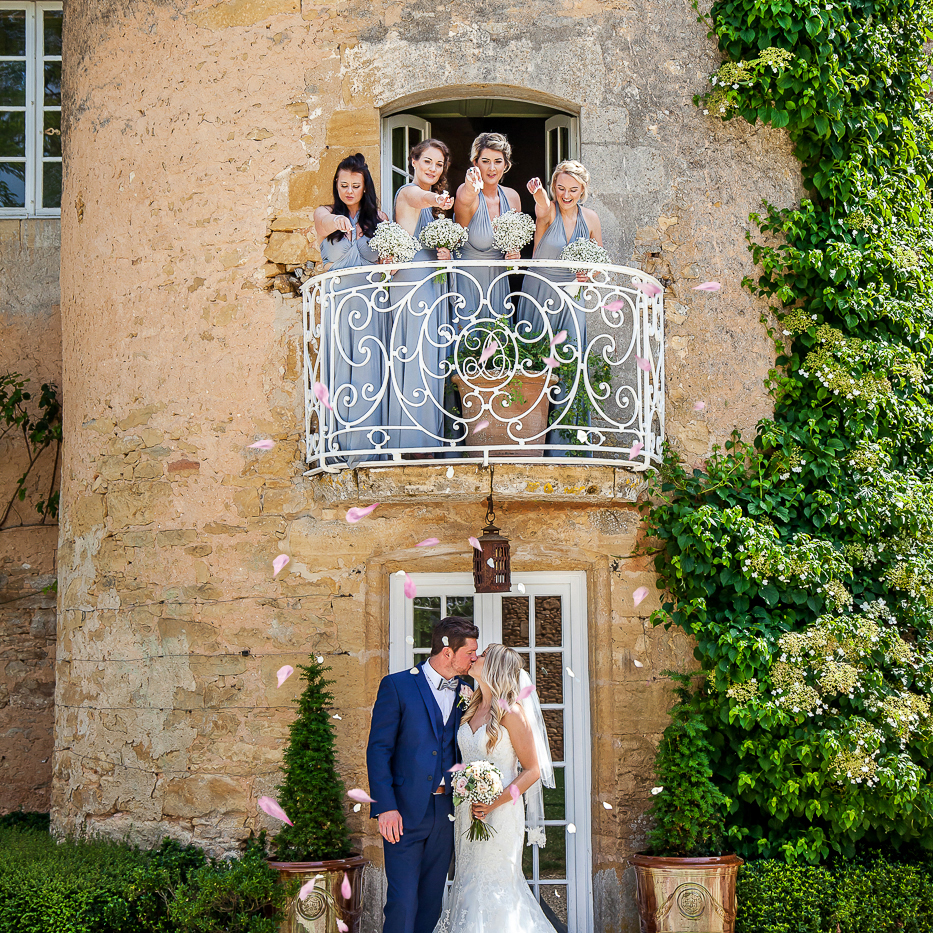 chateau cazenac dordogne wedding