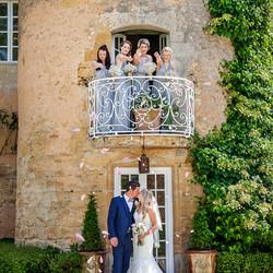 chateau cazenac dordogne wedding