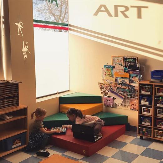 Jr. PAVAS Room