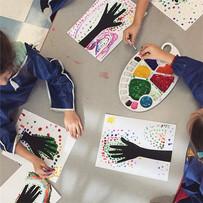 """Art is as  as sunshine and as vital as nourishment!"" - Mary Ann F.jpg"