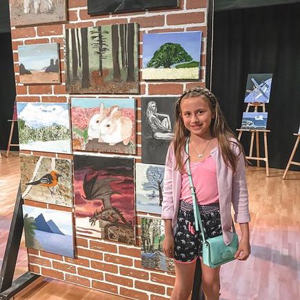 Art Show 2019 was a success!_Congratulat