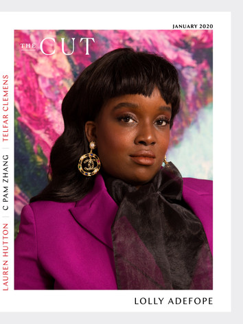 LOLLY ADEFOPE FOR THE CUT MAGAZINE NEW YORK