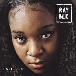 RAY BLK SINGLE ARTWORK